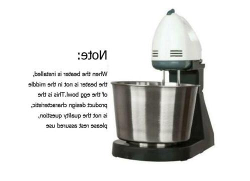 7Speed Electric Food Stand Dough Hook 2L