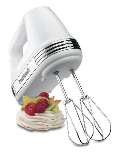 Cuisinart Hm 70 Power Advantage 7 Speed Hand Mixer Silver
