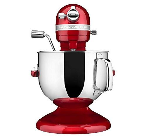 KitchenAid Stand Candy Apple Red