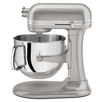 Stand Mixer, Silver
