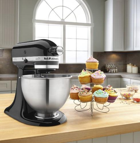 KitchenAid Classic 4.5-Qt Mixer, K45SS