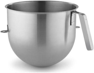 KitchenAid Commercial 8 Qt. Bowl, Stainless Steel - NSF
