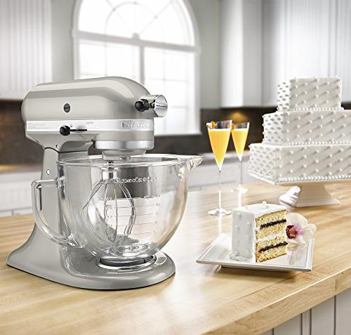 Kitchenaid - Designer Series Tilt-head Stand Mixer - Sugar