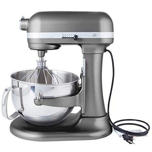 Kitchenaid Professional 600 Stand Mixer 6 quart, Pearl Metal