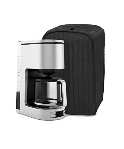 RITZ Quilted Coffee Appliance Dust and Fingerprint Protection, Machine