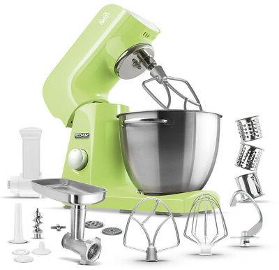 Sencor - Pastel Tilt-head Stand Mixer - Lime Green