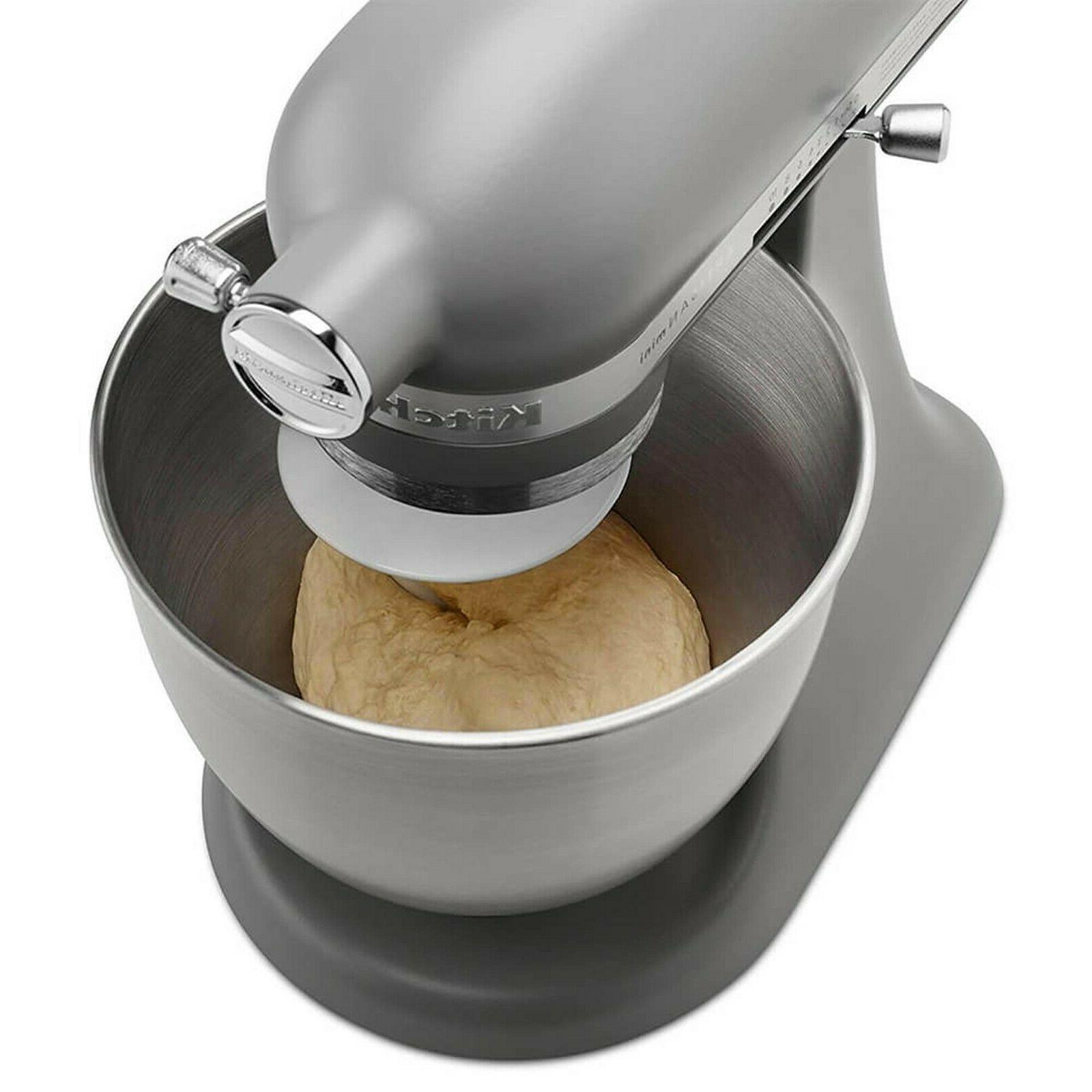 KitchenAid Tilt Stand Mixer Matte