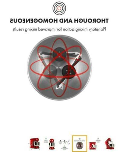 KLARSTEIN Stand Watts HP • 5.5 qt. •
