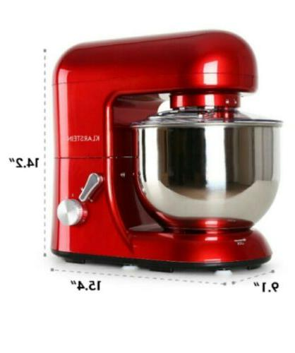 bella rossa stand mixer 1200 watts 6