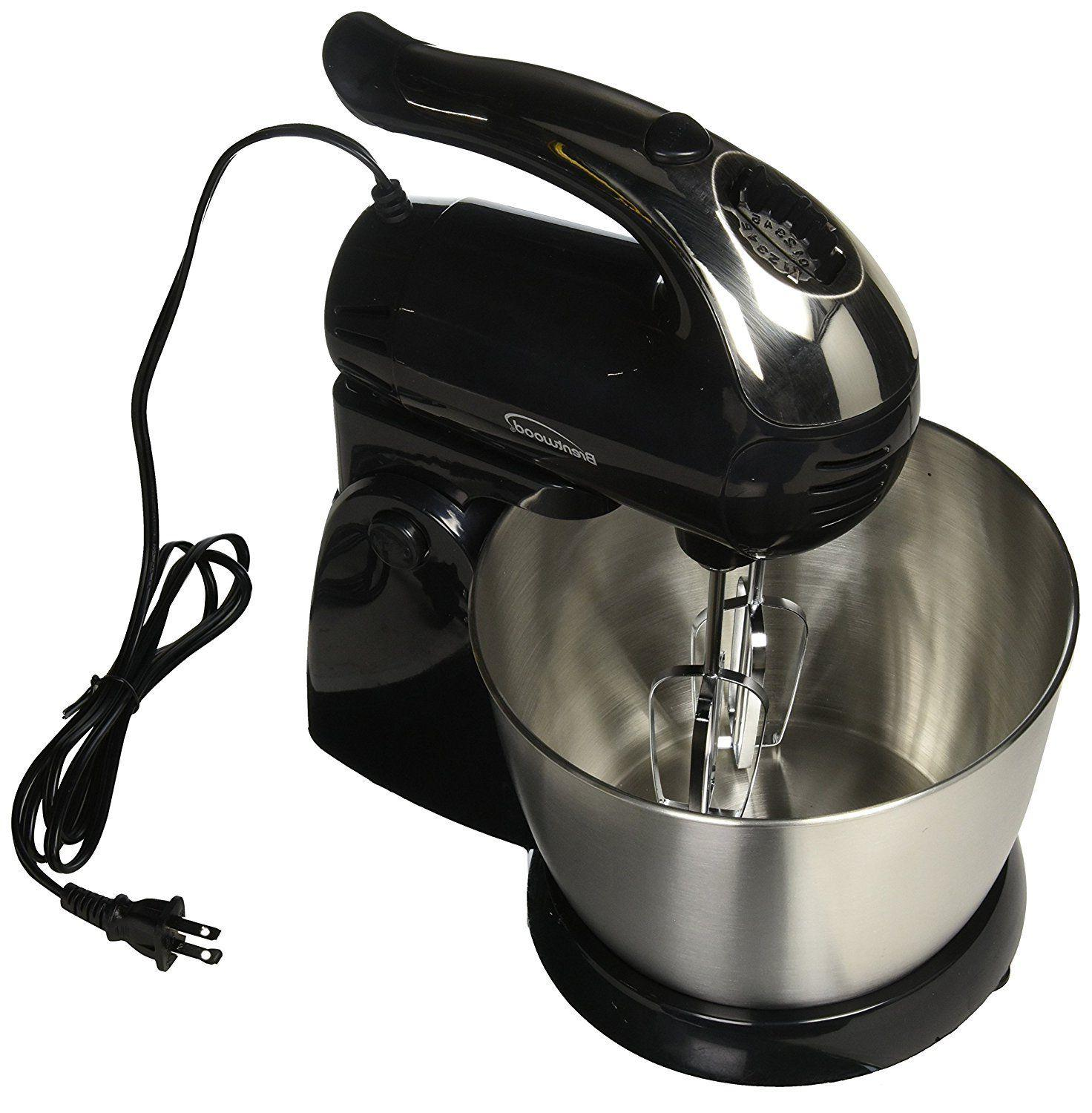 BRAND 5-Speed Turbo Mixer,