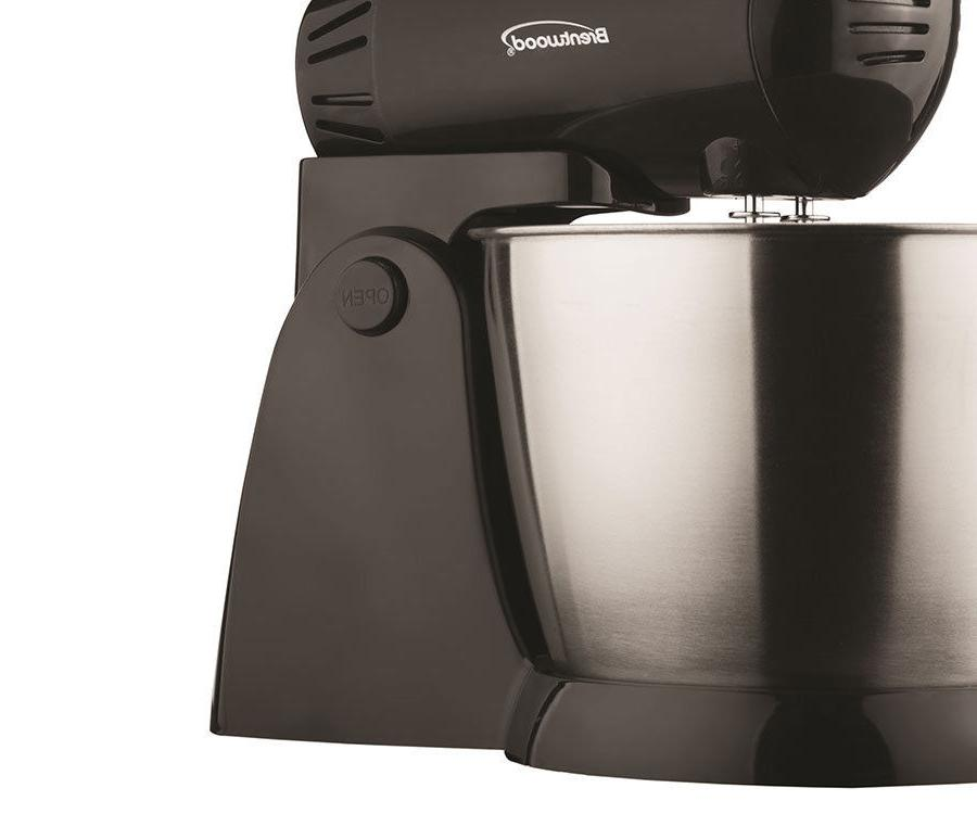 BRAND NEW SM-1153 5-Speed Mixer, Black