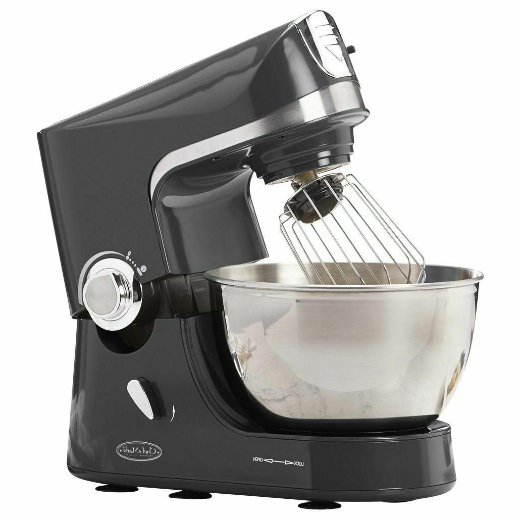 Chef's Stand Mixer with - Black