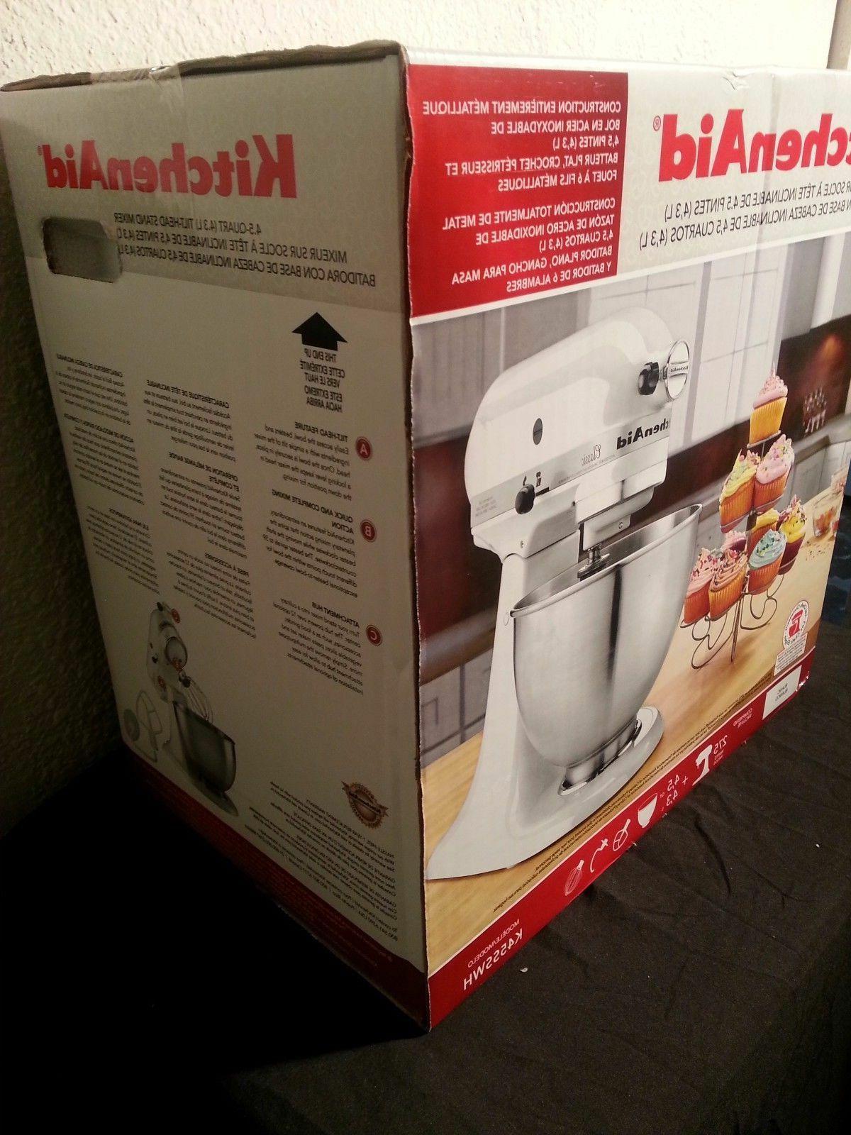 KitchenAid 4.5-Qt Stand Mixer),