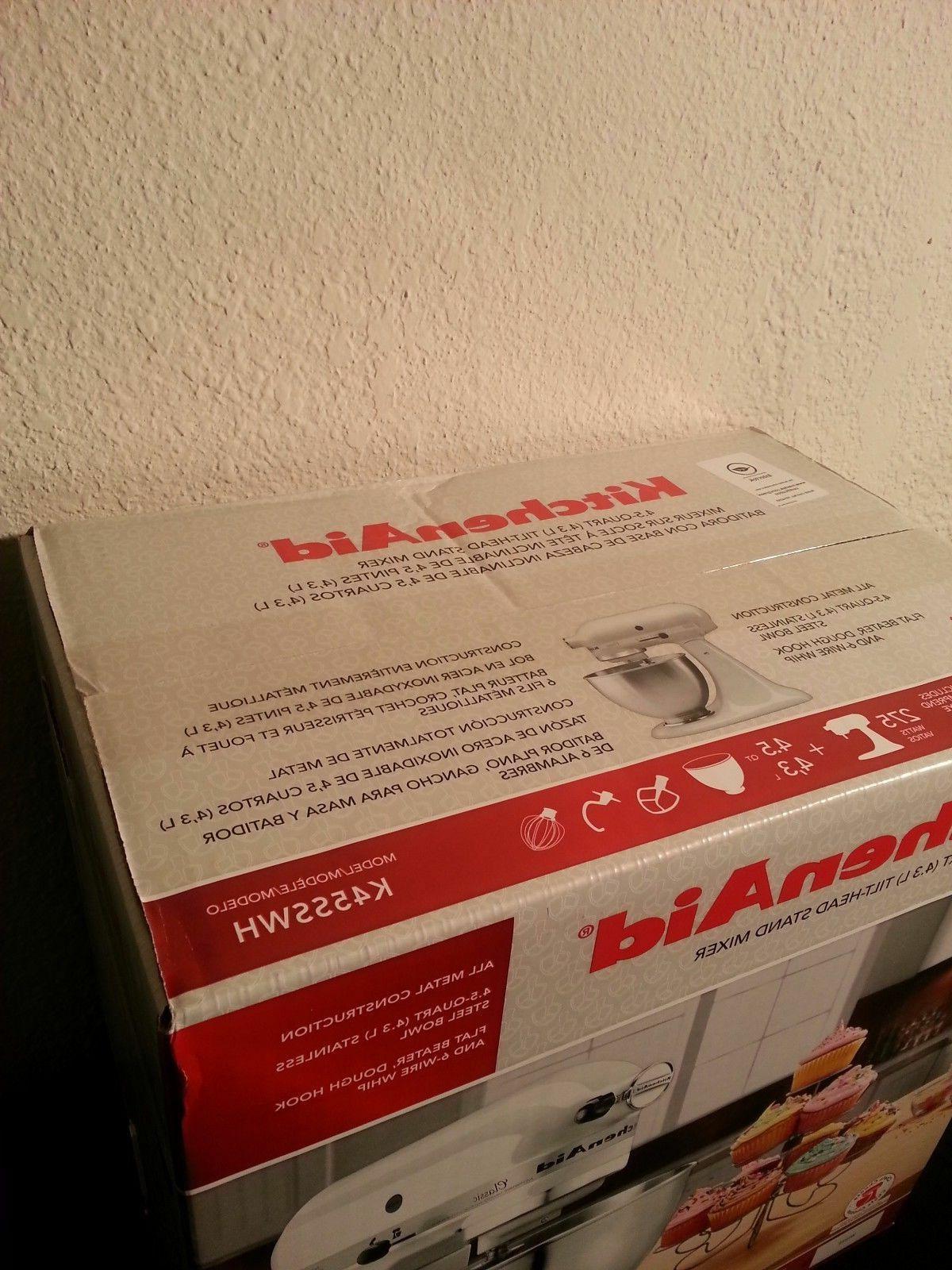 KitchenAid 4.5-Qt Mixer), K45SS