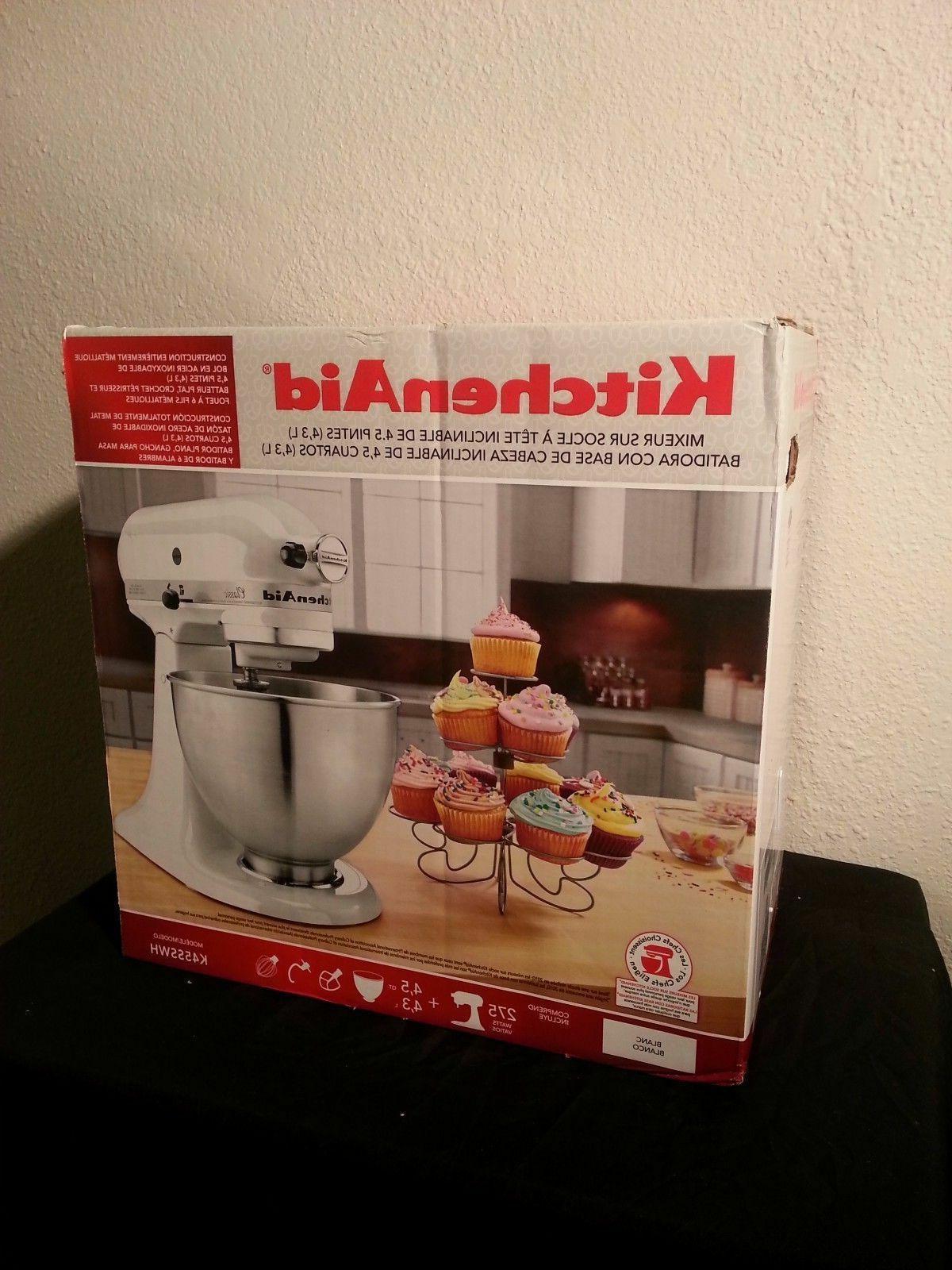 KitchenAid Classic 4.5-Qt Stand Mixer), K45SS