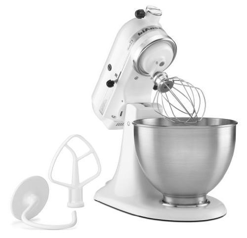 KitchenAid 4.5-Qt Mixer, K45SS,