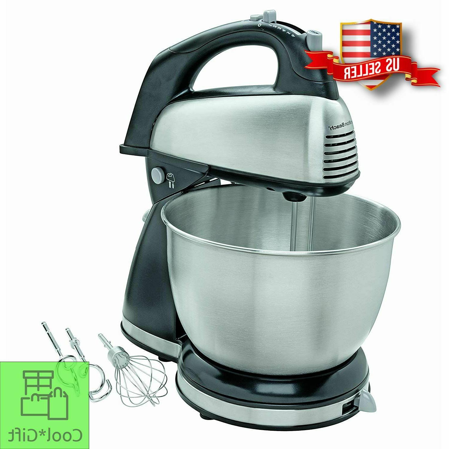 classic stand mixer 6 speed 4 qt