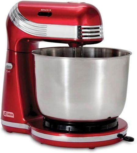 classic stand mixer kitchen dough