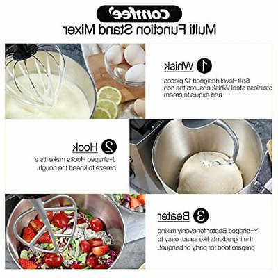 Functions Stand Mixer With