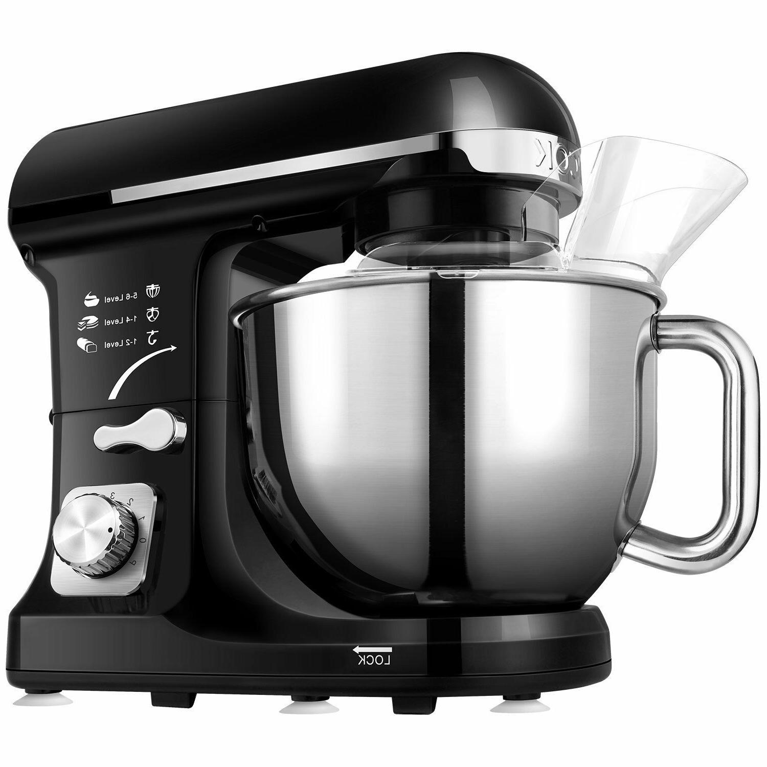 commercial electric professional stand mixer food cookie