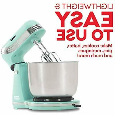 Dash Electric Mixer Everyday 6 with 3 qt
