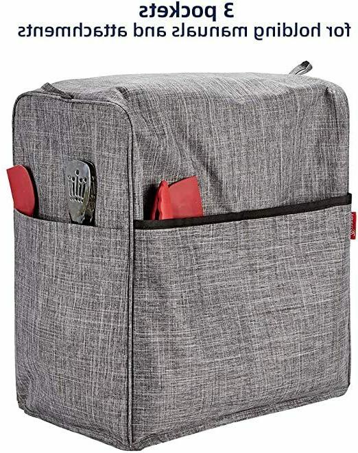 Dust Cover Tilt Head Stand 4.5-5 Quart,