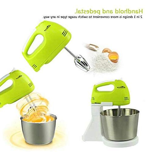 Egg Electric Food Cooking Cake Automatic Tilt Head Eggs Blender Dough - Pedals Crank Stainless Substitute Whites Southwestern Men