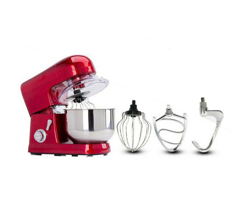 Electric Metallic Red Professional Kitchen