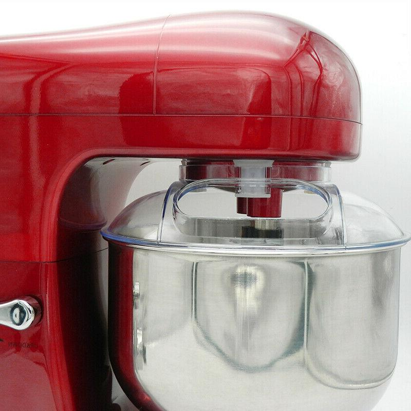 Electric 5L Red Stand Kitchen FDA
