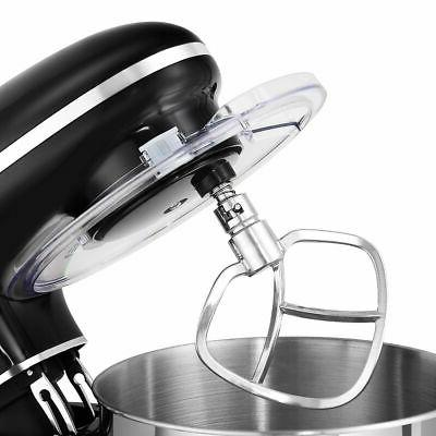 Electric Food 6 Speed 6.3Qt Tilt-Head Stainless Steel New