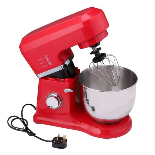 Industrial Food Mixer Stainless Steel Bowl