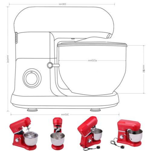 Professional Speed Cooking STAND MIXER Dough Bread