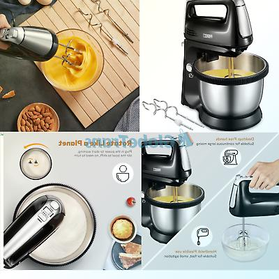 electric hand mixer 5 speed stand mixer
