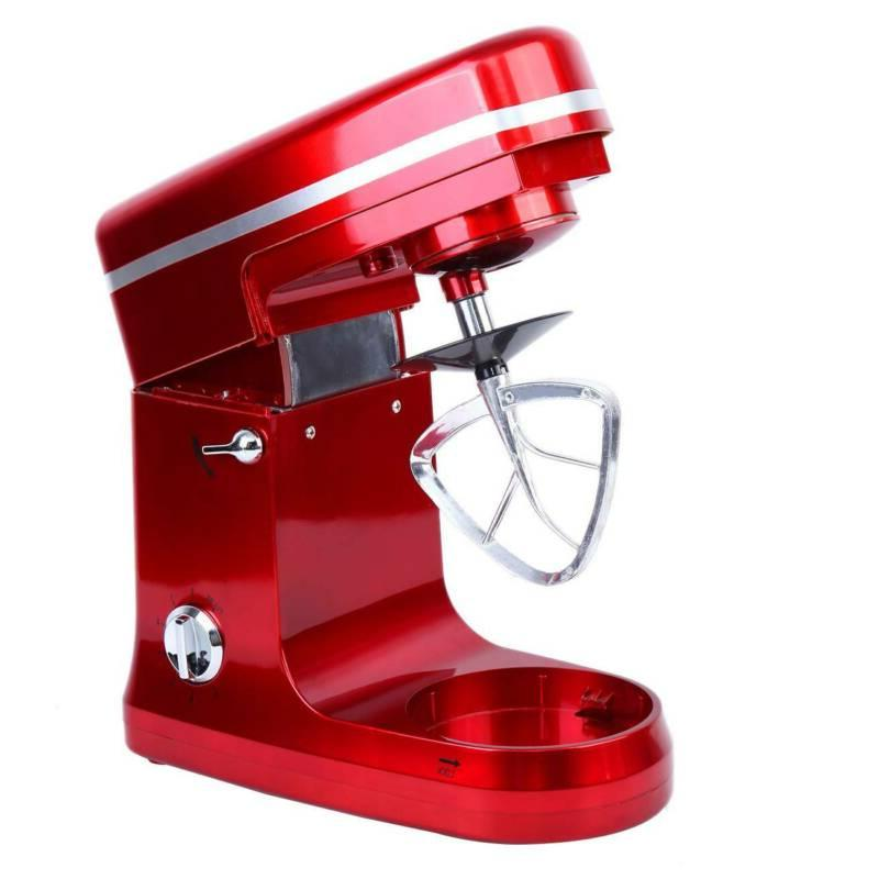 Electric Food Stand Mixer 1000W Tilt-Head Stainless
