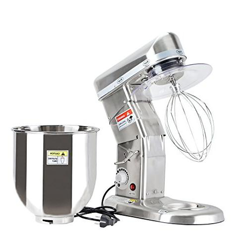 Professional 10 Liters Electric Stand Planetary Egg/Cake/Milk shake Dough Machine Stainless Steel Made