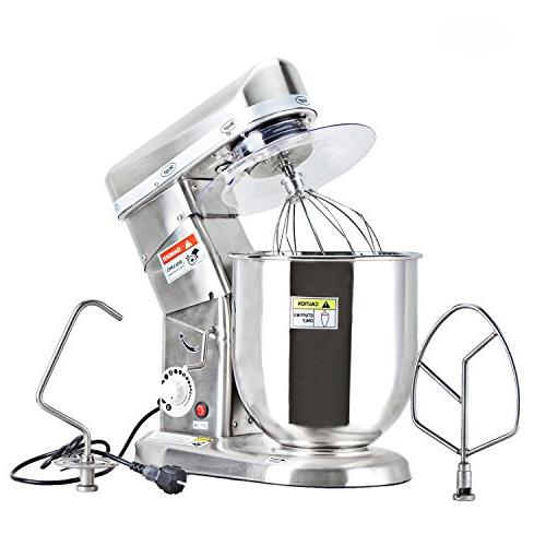Professional Electric Stand Planetary Mixer, shake Mixer Machine Stainless Steel Made