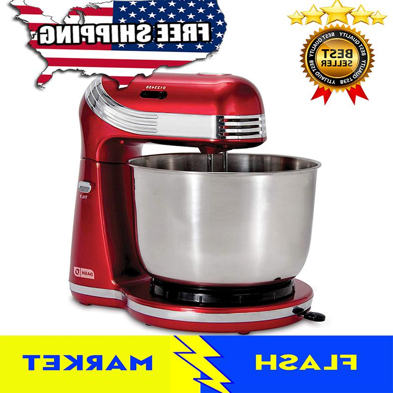 electric stand mixer baking machine kitchen dough
