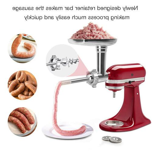 Metal Meat For Stand Mixers - Sturdy Mixer SM-50R