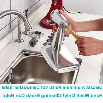 Gvode Food Grinder Attachment for KitchenAid Mixers