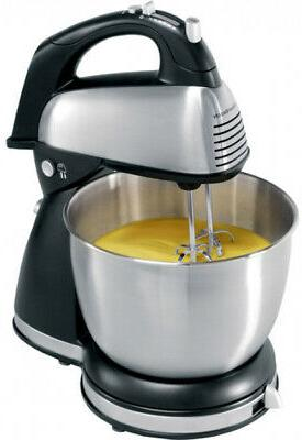 6 speed stand mixer kitchen baking stainless