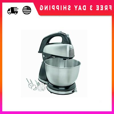 hand stand mixer classic kitchen cooking bread