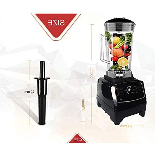 2200W Heavy Blender Professional Blender Food Japan Juicer Full