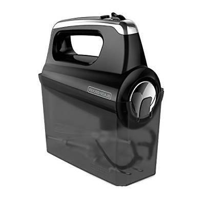 Helix Premium Hand Mixer, Case Black
