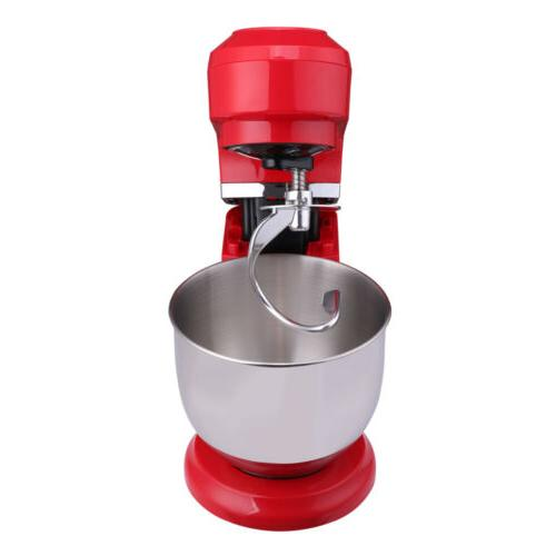 Industrial Mixer 6 Stainless Bowl