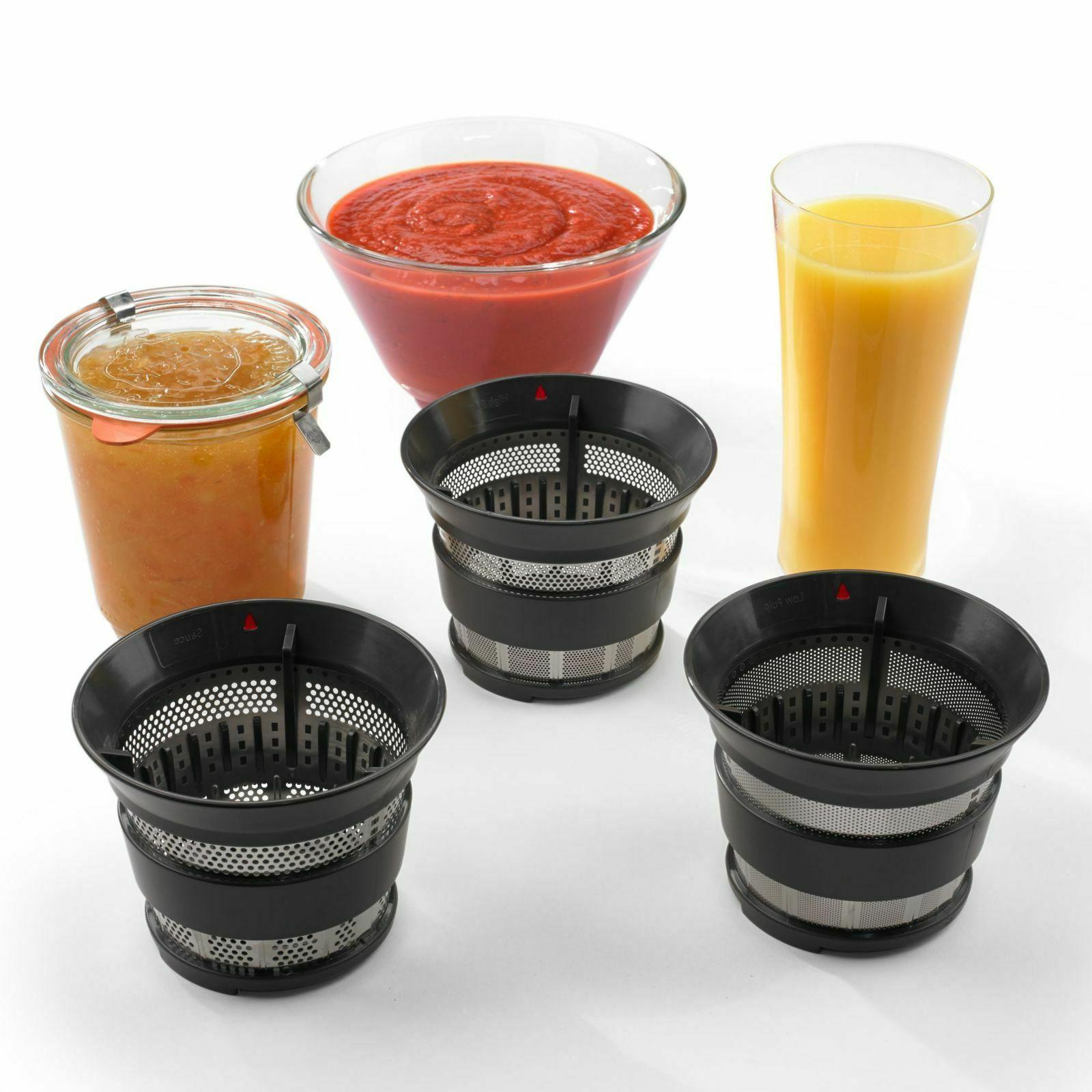 KitchenAid Juicer Sauce Attachment for Stand Mixer Compact