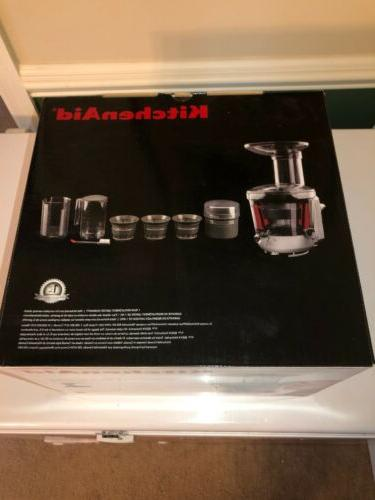Kitchenaid Juicer Stand New In