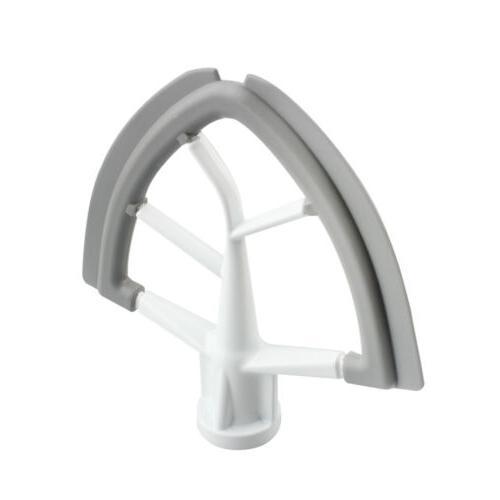 Flex Edge Beater for Tilt Head Stand Mixer Attachment