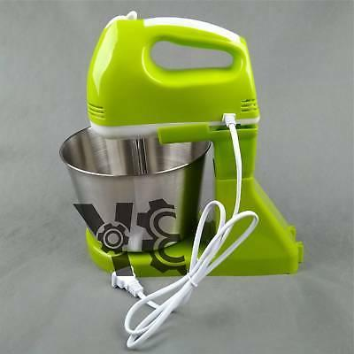 Kitchen Cakes Muffins 220V 7 Speed Stand Eggbeater