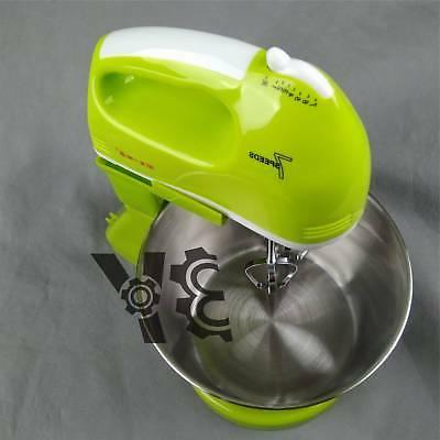 Kitchen Homemade Cakes Muffins 220V 7 Stand Mixer