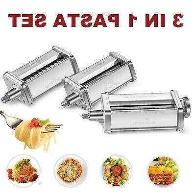 kitchen pasta roller cutter set